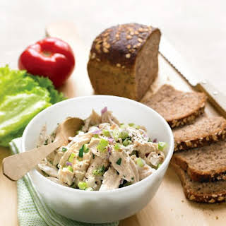 Lighter Chicken Salad.