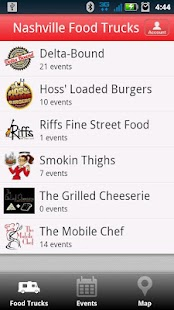 Nashville Food Trucks - screenshot thumbnail