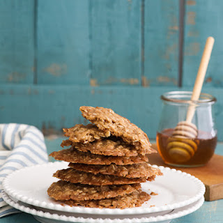 One Pot Honey Oatmeal Drop Cookies.