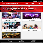 Free Taylor Made Events && PR APK for Windows 8