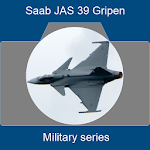 JAS 39 Gripen Live Wallpaper
