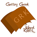 Getting Greek: Word Roots logo