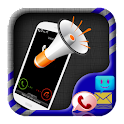 Speak Caller ID And Message icon