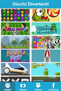 Game List - screenshot thumbnail