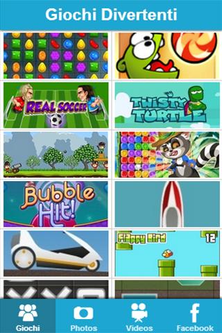 Game List - screenshot