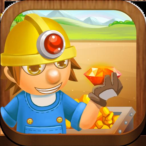 黃金礦工 LOGO-APP點子
