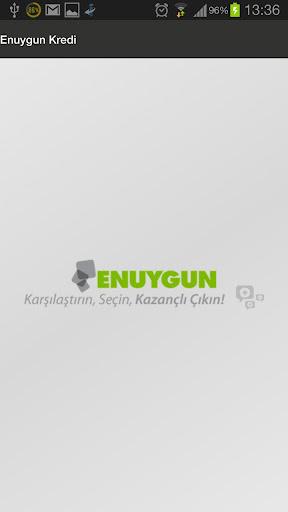 Kredi Hesaplama by Enuygun.com