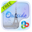 Outside GO Launcher Live Theme icon