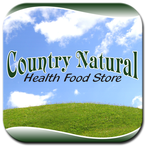 Country Natural Health Food LOGO-APP點子