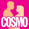 Cosmo Sex Position of the Day logo