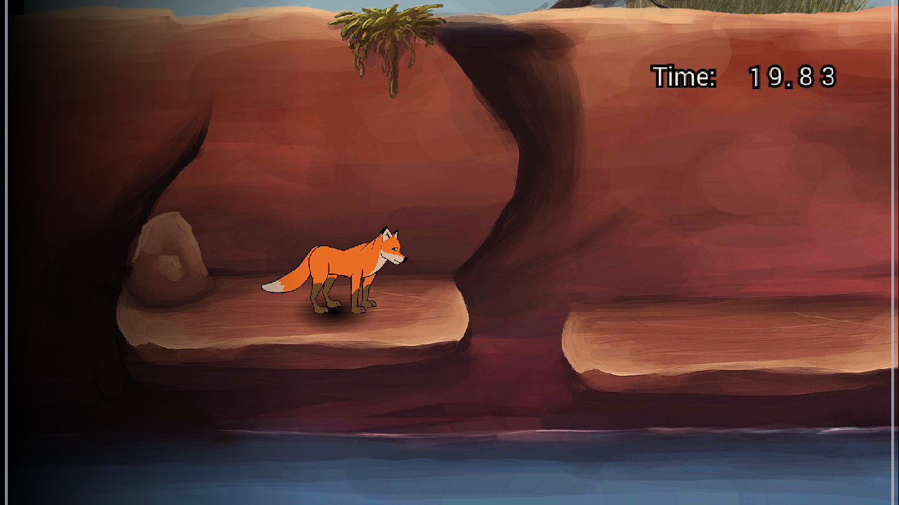 Fox Dash HD- screenshot
