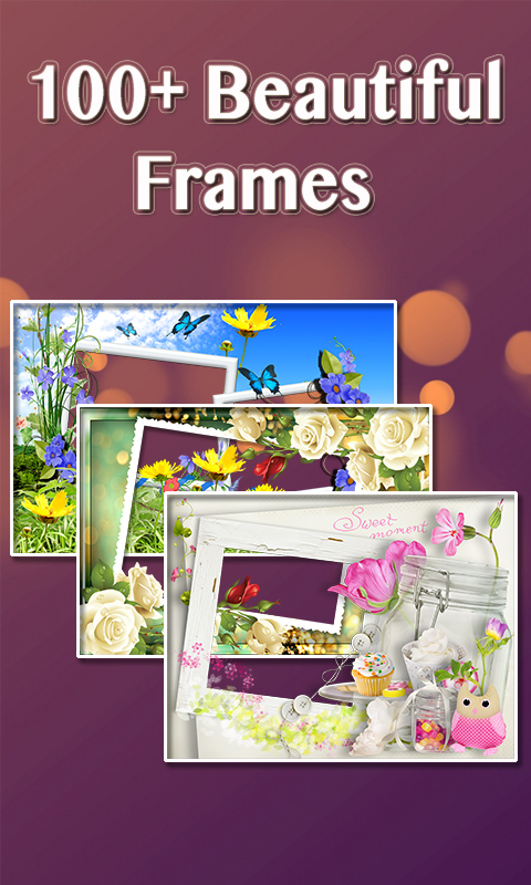 Lovely Photo Frames- screenshot