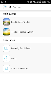 Life Purpose App - screenshot thumbnail