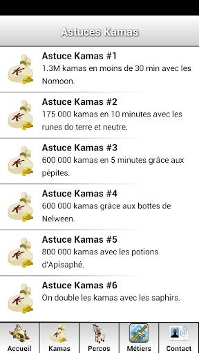 [Dofus] Astuces Kamas