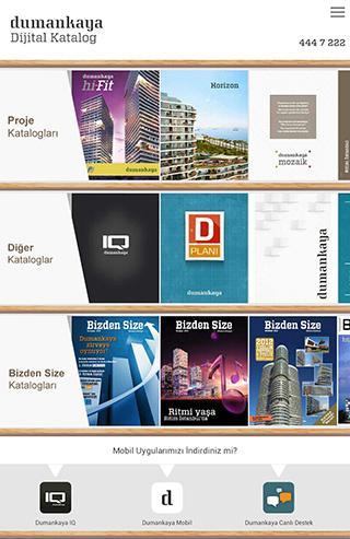 Dumankaya Dijital Katalog