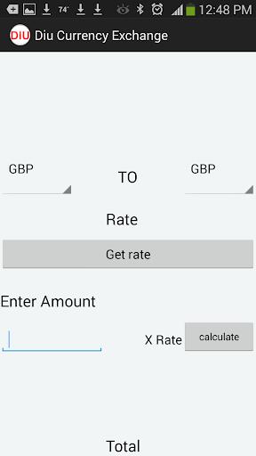 Diu Currency Exchange