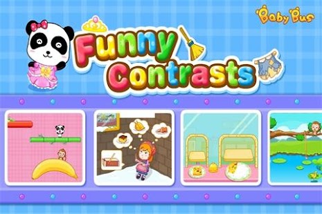 Funny Contrasts by BabyBus - screenshot thumbnail