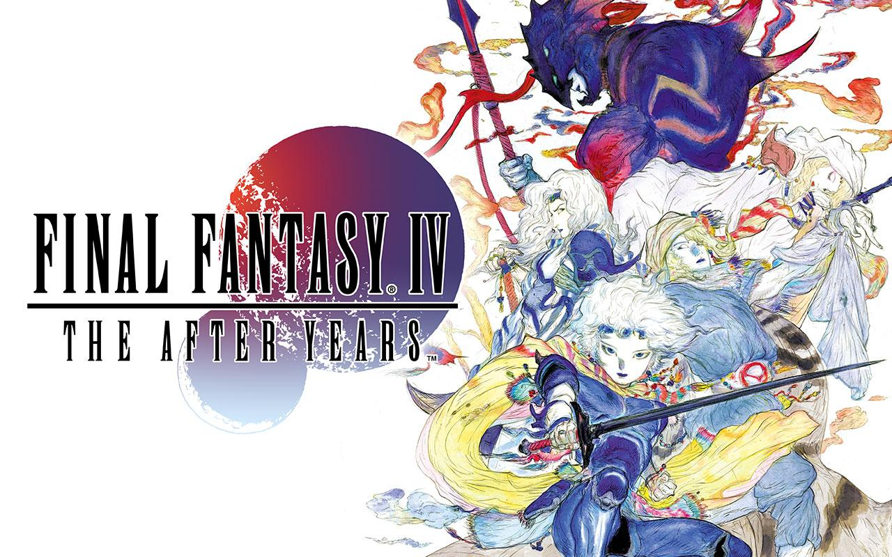 Análisis de Final Fantasy IV After Years v1.0.3: