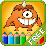 Coloring Book - Cartoons Free 1.10 APK for Android APK
