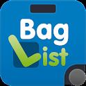 Bag List icon