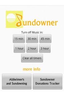 SunDowner- screenshot thumbnail