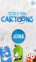 Screenshot of Tetra Pak Cartoons
