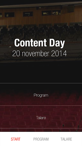 Content Day 2014