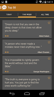 Brilliant Quotes PREMIUM- screenshot thumbnail