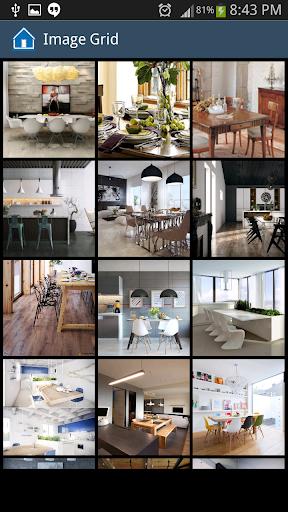 Homes design Dining Room