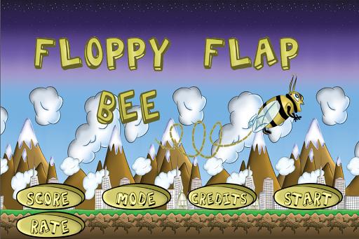Floppy Flap Bee
