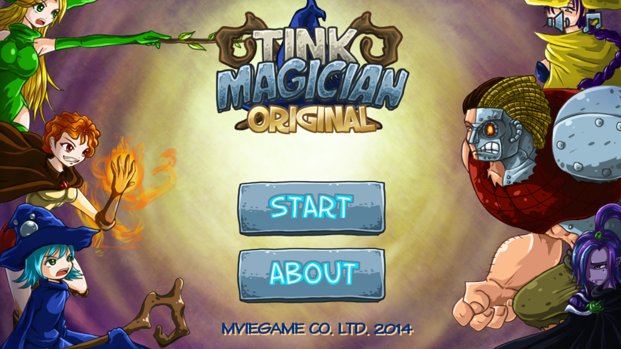 Tink Magician Defense- screenshot