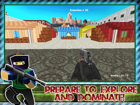 Cube Strike War Encounters C6 screenshot 54317