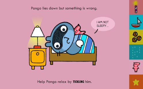 Pango and friends- screenshot thumbnail