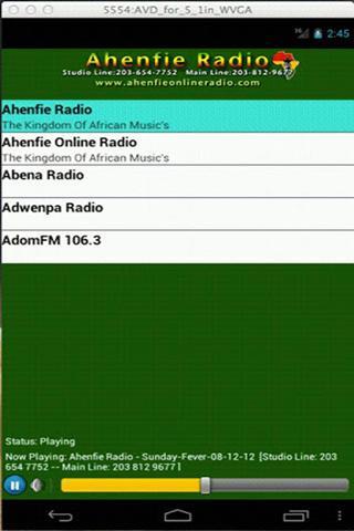 Ahenfie Online Radio