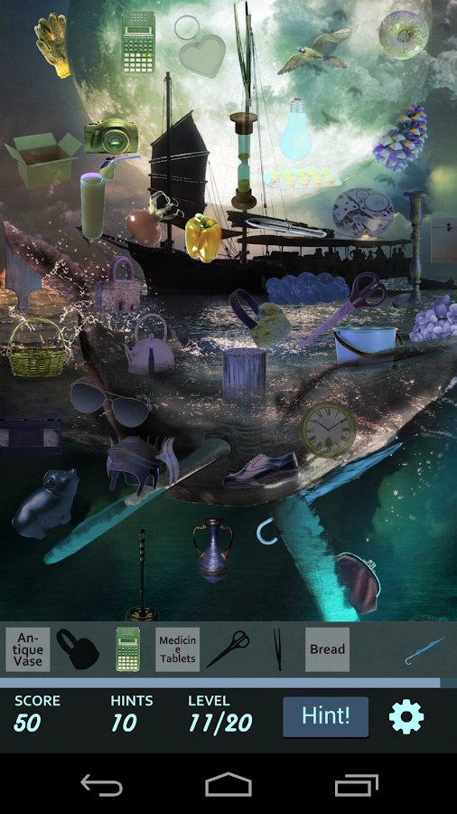 Hidden Object Magical Friends - screenshot