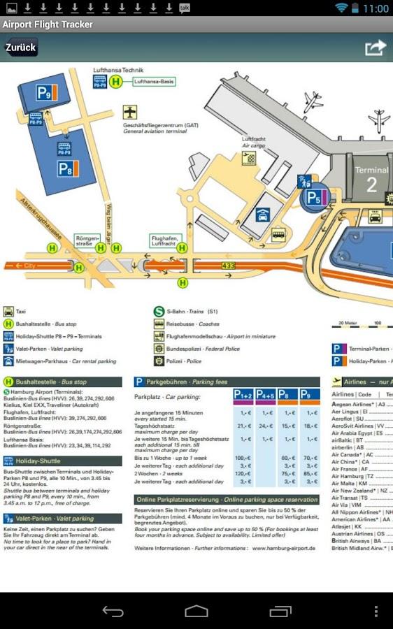 Flughafen Frankfurt München - screenshot