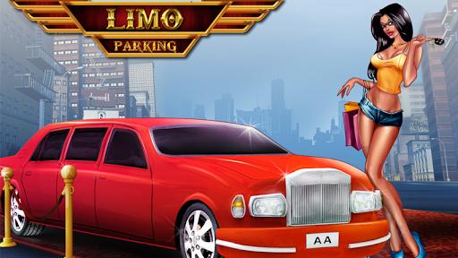 3D Limo Parking Simulation