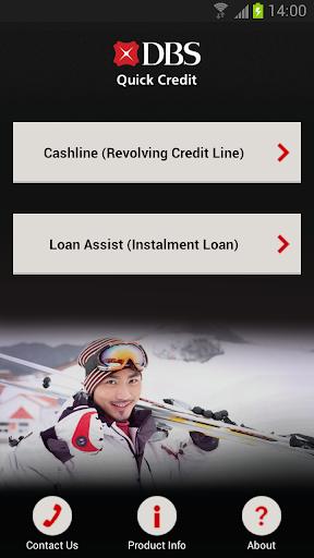 DBS Quick Credit