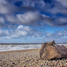 Shoreham by Jose Rabina - Landscapes Beaches ( water, clouds, nature, beach, landscape,  )