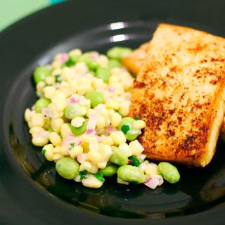 Corn and Edamame Salad