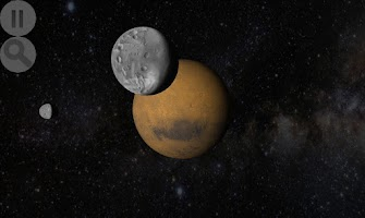 Screenshot of Planet Finder