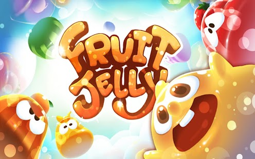 Fruit Jelly-Jelly Match Game