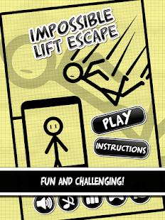 Impossible Lift Escape