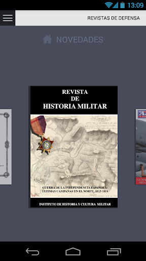Revistas de Defensa