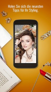 Swarovski Mobile - screenshot thumbnail