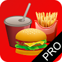 Find Food Fast Pro icon