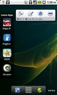 Recently Installed Apps Widget- screenshot thumbnail