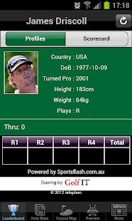 Golf Majors World Golf- screenshot thumbnail