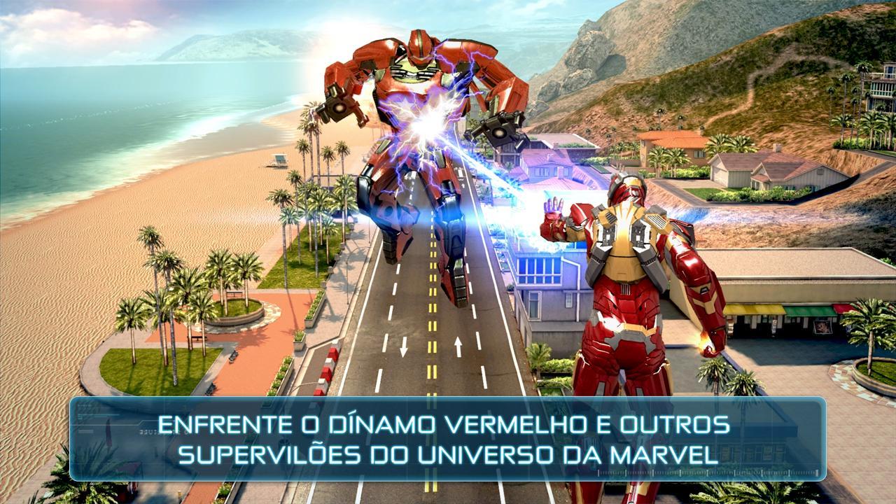 Homem de Ferro 3 - screenshot