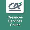 Créances Services Online icon
